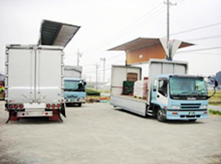 10t超トラック